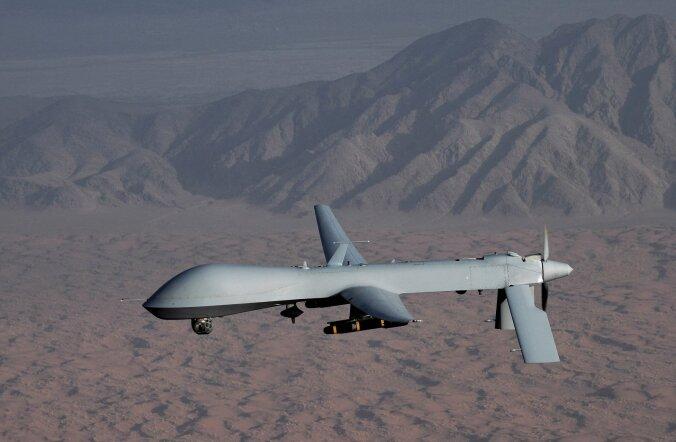 Ründedroon MQ-1 Predator on olnud asendamatuks relvaks terroristide vastu.