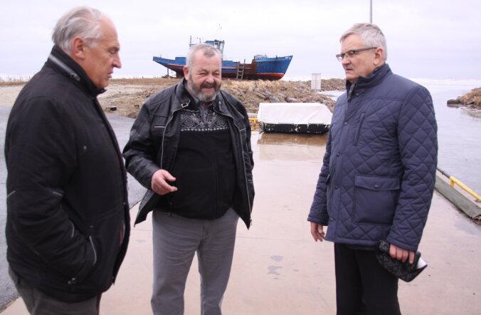Maaeluminister Tamm: rikkus tuleb kalale ise lisandväärtust andes
