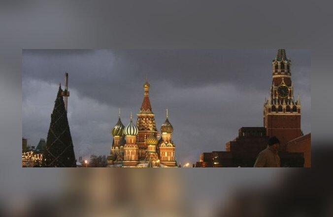 Moskva: Gruusia võimudel on haiglane ettekujutus