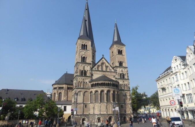 ФОТО читателя Delfi: Эффектный архитектурный символ бывшей немецкой столицы