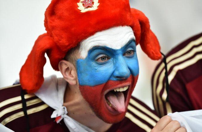 Venemaa jalgpallifänn