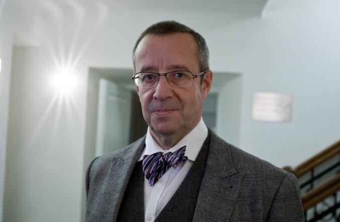 President Ilves: poliitikutel puudub sisemine eetiline kompass