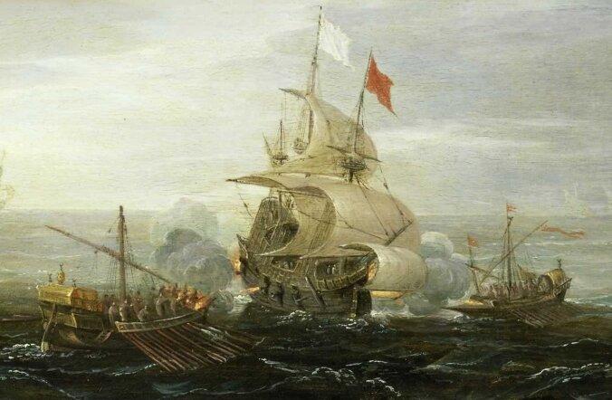 Mereröövlite ajalugu: Kes olid korsaarid ja miks nad Euroopat ründasid