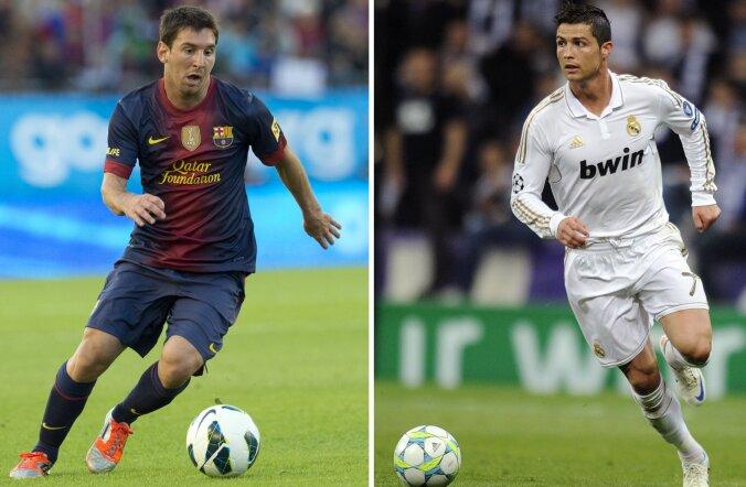 Messi ja Ronaldo