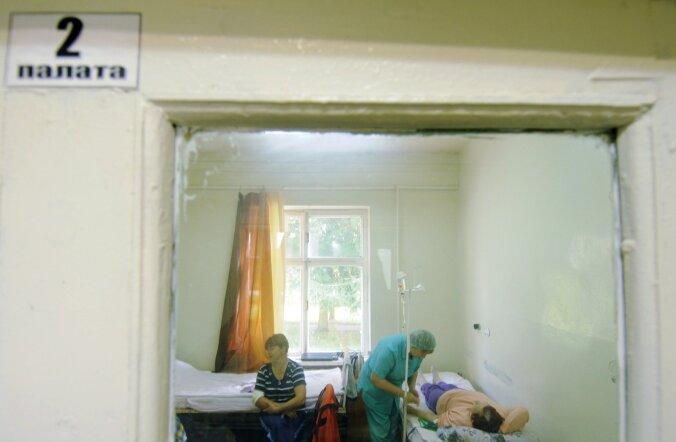 Süvenev rahapuudus muudab Venemaa haiglate olukorra üha trööstitumaks.