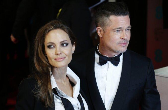 Saaga uus pööre: Angelina Jolie ja Brad Pitti lapse bioloogiline ema anub võimalust tütrega kohtuda