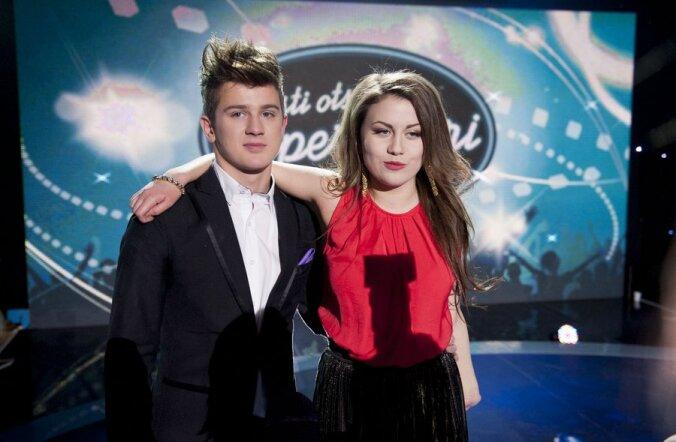 Rasmus ja Elina esitlevad staarisaate ajaloos esmakordselt superfinaalis päris oma lugusid