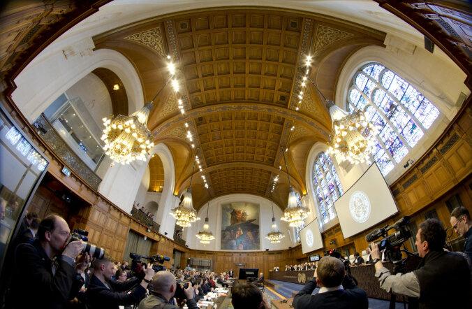 Международный суд ООН начал рассматривать иск Украины против России