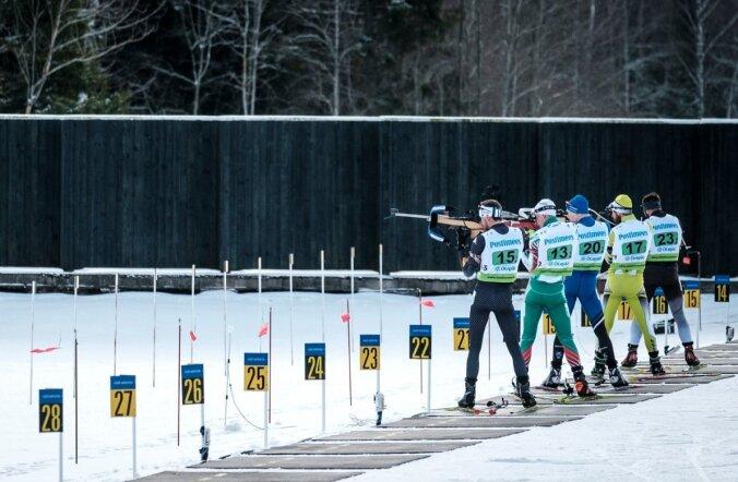 Maailma suusatipud IBU Cupil võõrustatud, on Tehvandi keskus taas biatloniässade ootel.