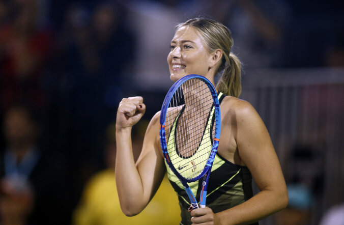 Maria Šarapova agendi üllatav avaldus: dopingukeeld päästis tema karjääri