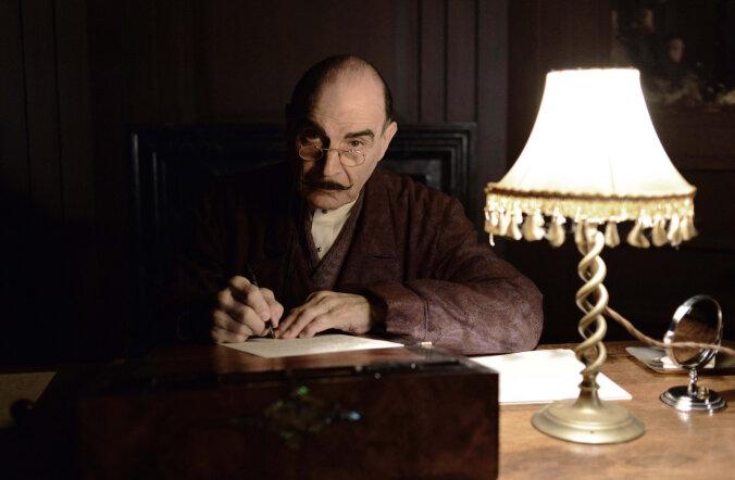 Kas teadsid? David Suchet mängis juba 30 aastat tagasi Poirot-filmis, küll mitte meisterdetektiivi