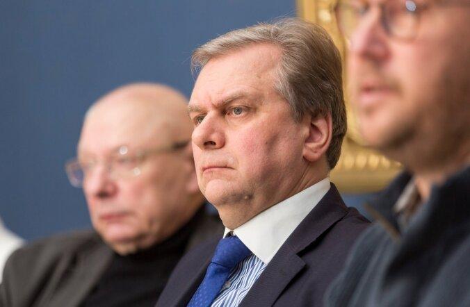 Jüri Adams, Andres Herkel, Artur Talvik