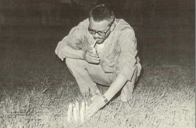 Kalju Komissarov 1988. aastal