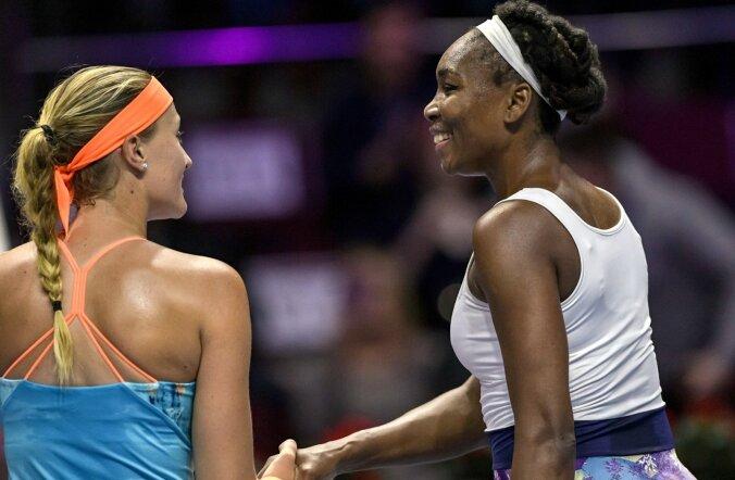 Kristina Mledenovic vs Venus Williams