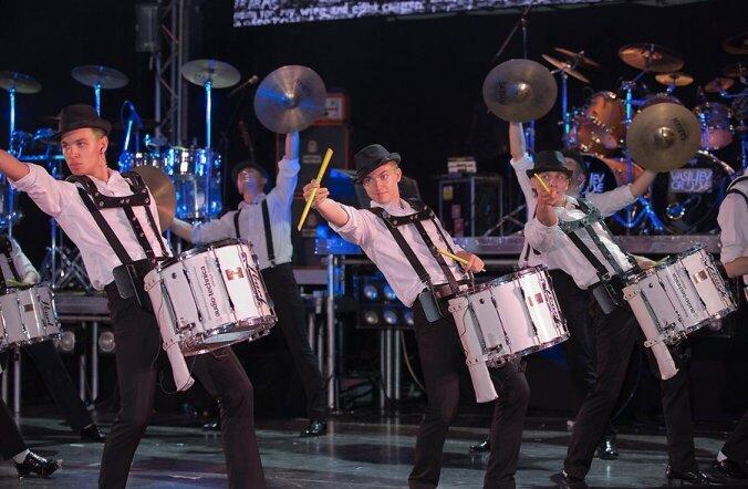 Смотри, кто выиграл билеты на уникальное шоу барабанщиков