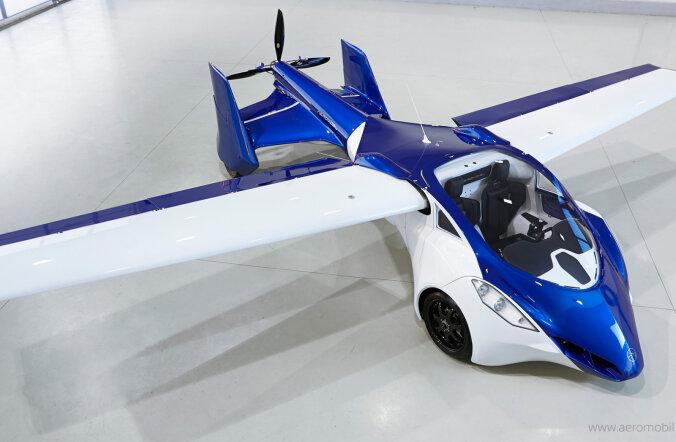 See slovaki lendauto on juba tänavu tavatarbijale ostetav, suur esitlus toimub järgmisel nädalal