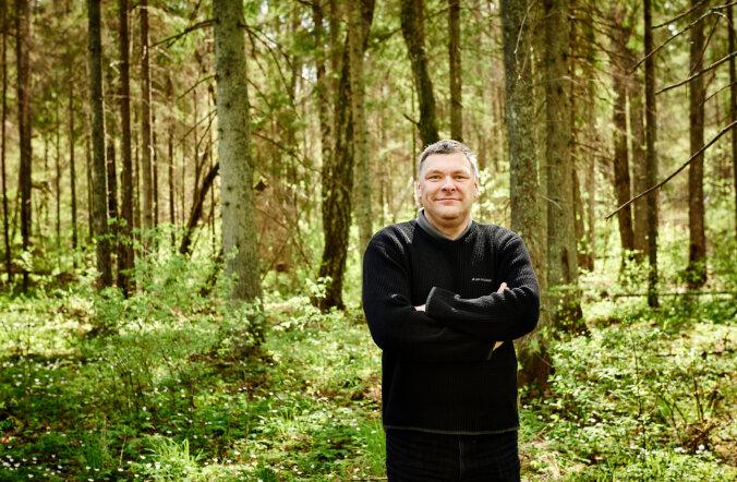 Pomerants: rahvale meeldib looduses käia