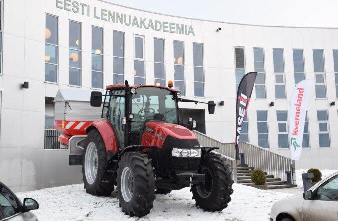 AS Dotnuva Baltic tutvustas tehnikauudiseid.