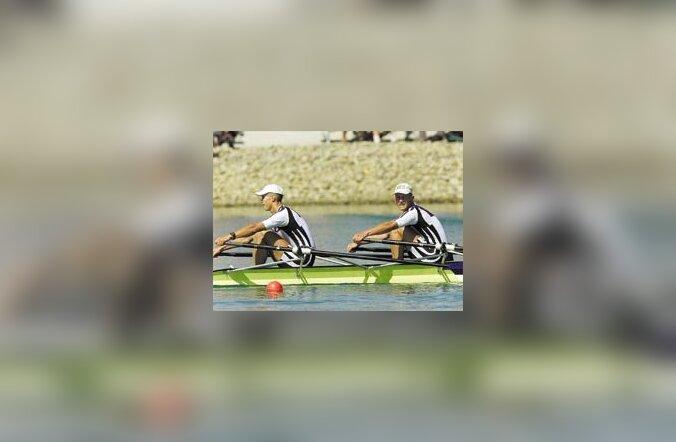 Sydney olümpial esikümnesse jõudnud kahepaat pudenes laiali