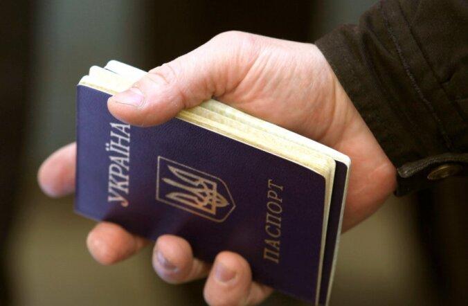 Ukraina pass