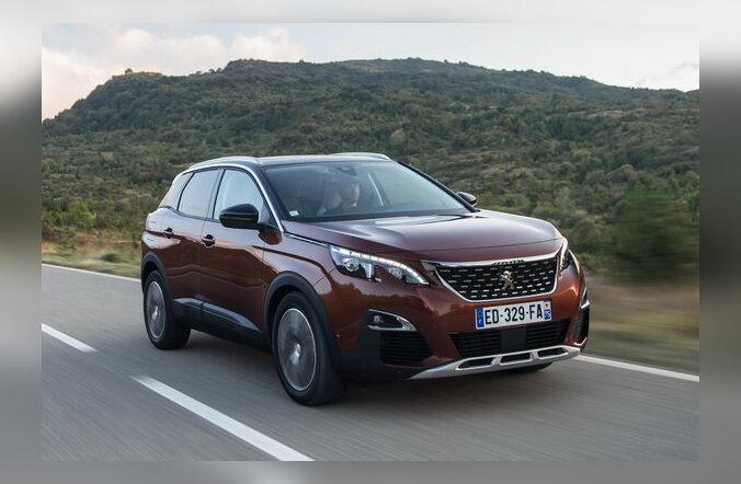 Proovisõit: Uus Peugeot 3008 - ka null on kindlasti number