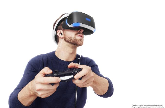 Forte sukeldub virtuaalreaalsusse: PlayStation VR ja selle mänguvalik