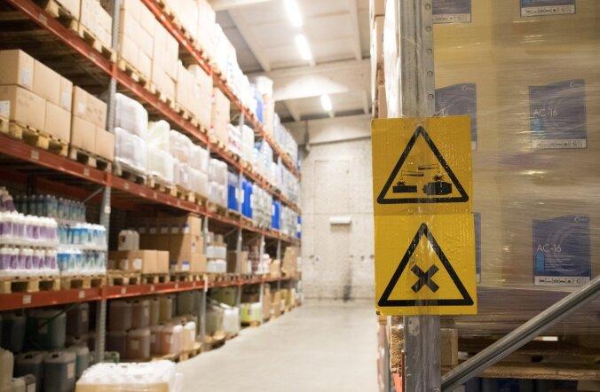 Kemikaaliseminar tutvustab REACH-määruse mõju ettevõtetele