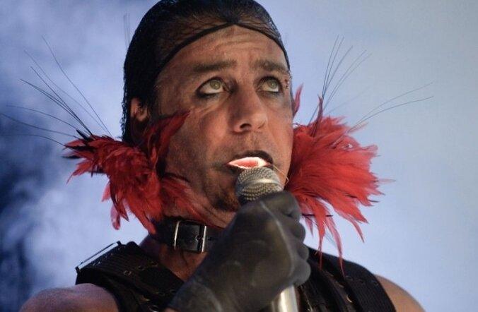 Rammstein esines seitsme aasta eest Tallinnas.