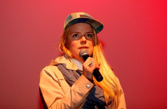 Haapsalu õudus- ja fantaasiafilmide festivali HÕFF korraldaja Maria Reinup.