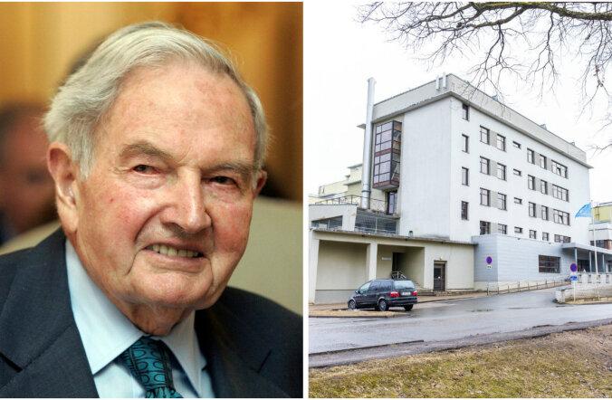 ГЛАВНОЕ ЗА ДЕНЬ: Случай в Валгаской больнице и смерть Рокфеллера-старшего