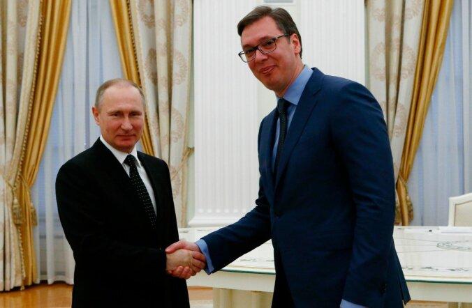 Putin ja Vucic