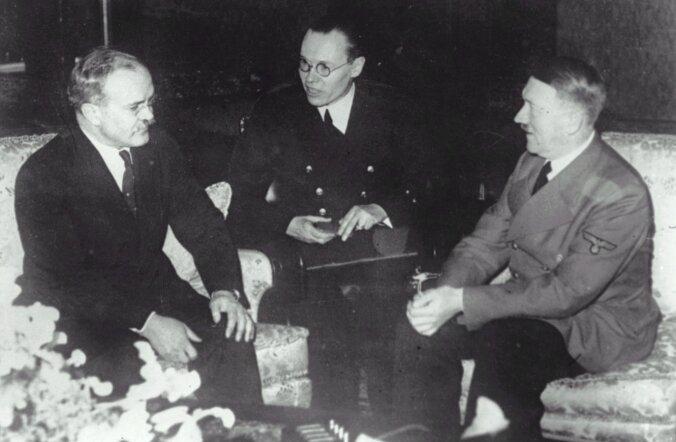 Kommentaar: Kes ikkagi Eesti maha müüs - Roosevelt, Päts või Hitler?