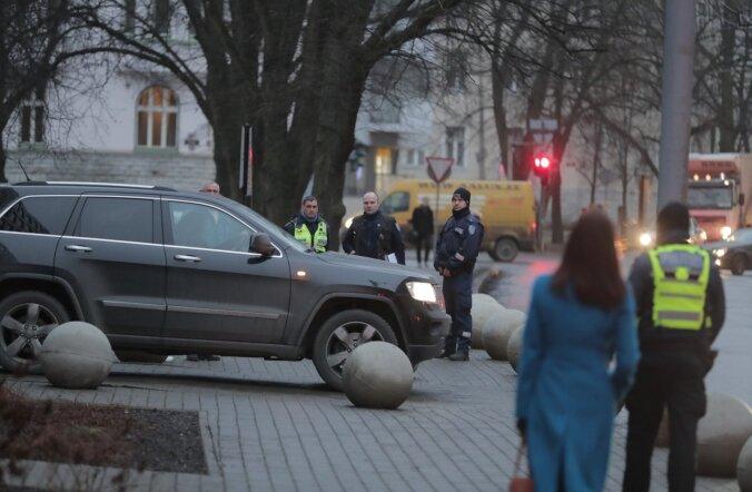 ФОТО: В таллиннское офисное здание и жилой дом поступила ложная бомбовая угроза