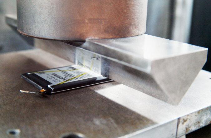 Samsung avaldas Galaxy Note7 plahvatusohtlike akudega seotud probleemide põhjused