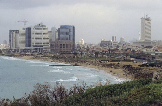 Iisrael evakueerib raketirünnaku korral kogu Tel Avivi elanikkonna