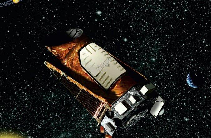 Enamik eksoplaneete kannab seni kosmoseteleskoobi Kepler nime, sest sellega on need leida õnnestunud.