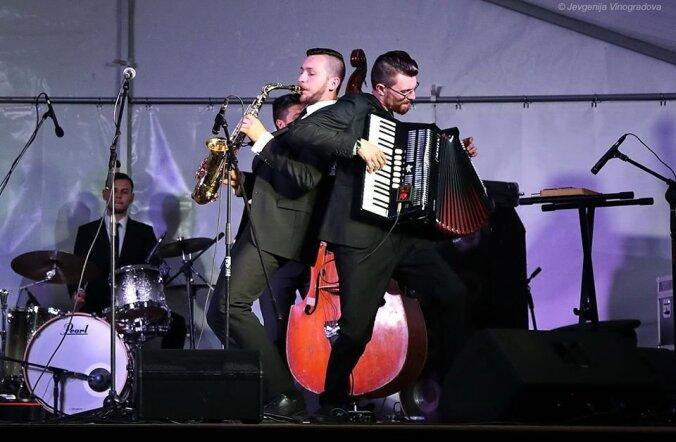 В Доме Хопнера выступит джаз-квинтет Newlux из Санкт-Петербурга