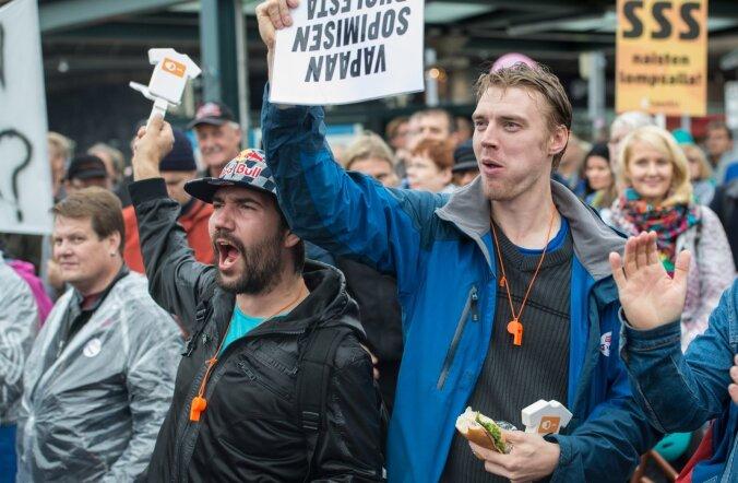 Soome streigipäev