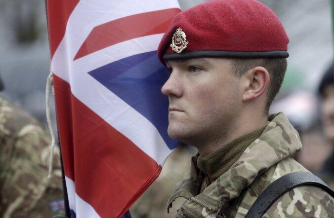 Briti sõdur