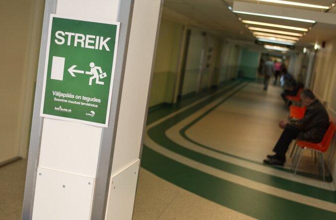 Viis aastat tagasi, 2012. aastal streikisid arstid ja õed ligi neli nädalat ning saavutasid soovitud palgatõusu. Nüüd soovitakse rahastamise parandamist pikemas perspektiivis ja ollakse valmis streikima ka pikemalt, kasvõi kuude kaupa.