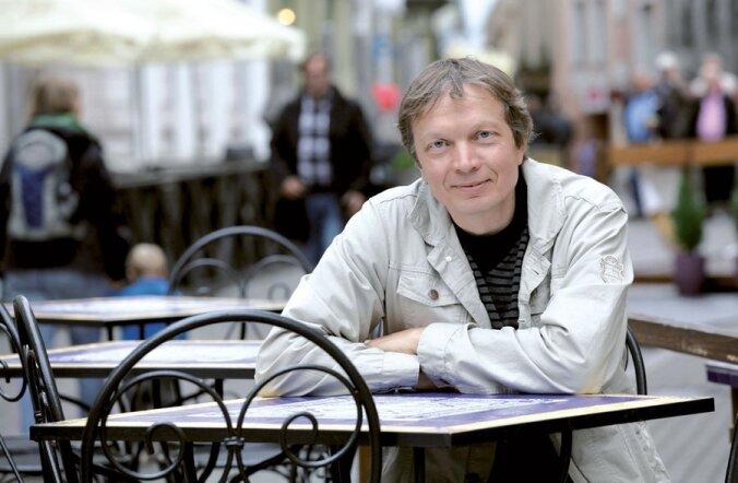 Tõnu Õnnepalu - kirjanik surnute külast