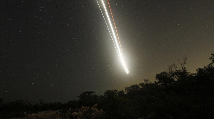 FOTOD ja VIDEO | Kuubale kukkus tõenäoliselt meteoriit