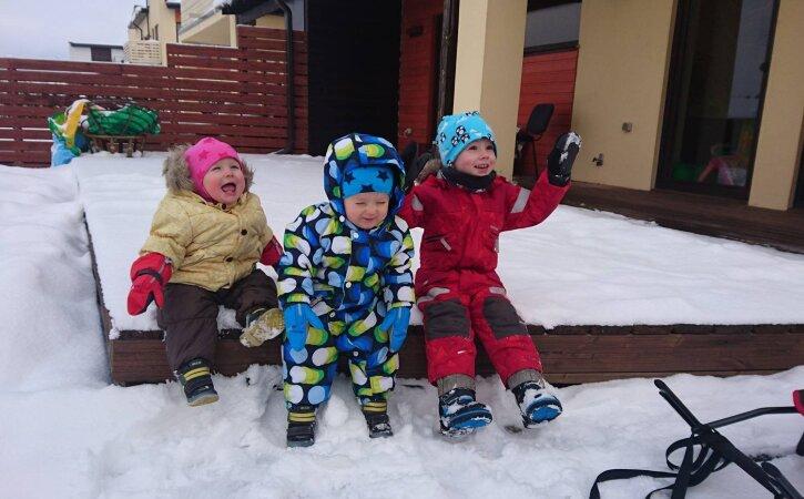 Isa blogi: Esileedi tobedad nõuded laste riietamisel