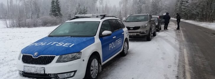 Politsei operatsioon Karksi-Nuias