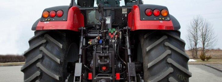 A. Tammel AS - Belarus traktor 3522.5