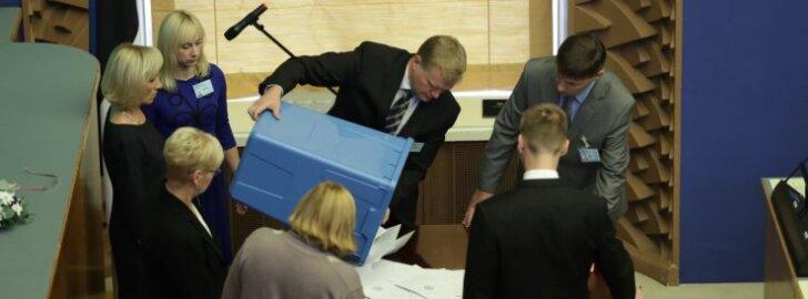 PRESIDENDIVALIMISTE OTSEBLOGI: Riigikogu esimeses voorus jäi president valimata, kes kandideerivad homme?