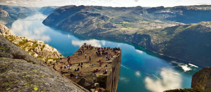 Чем заняться в Норвегии: советы блогеров