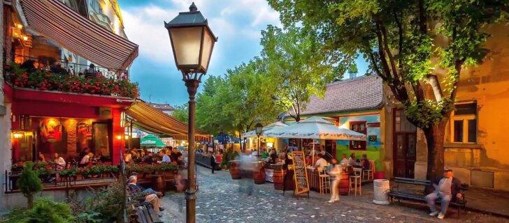 VIDEO: Time-lapse´iga läbi Belgradi, Serbia pealinn pakub imelisi vaateid