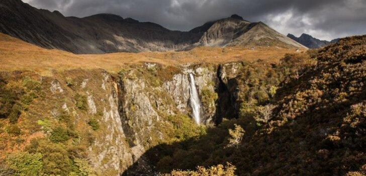 ФОТО: 16 мест в Шотландии, которые появились прямо из сказки