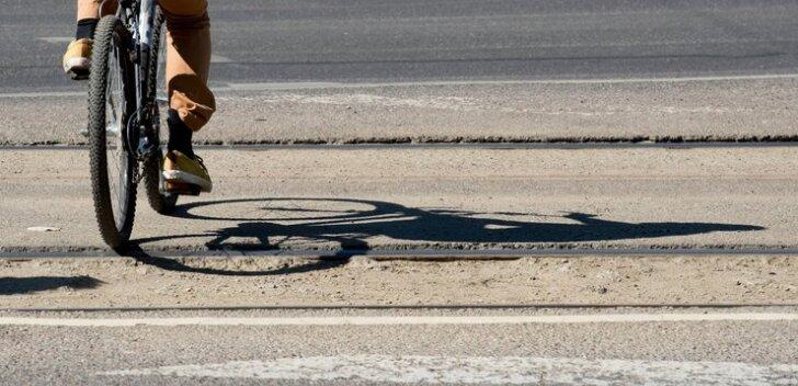 Kodanik tabas talle varastatud jalgratast müüa püüdnud mehe